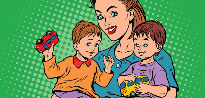 looking for reliable childcare  babysitting job fair at