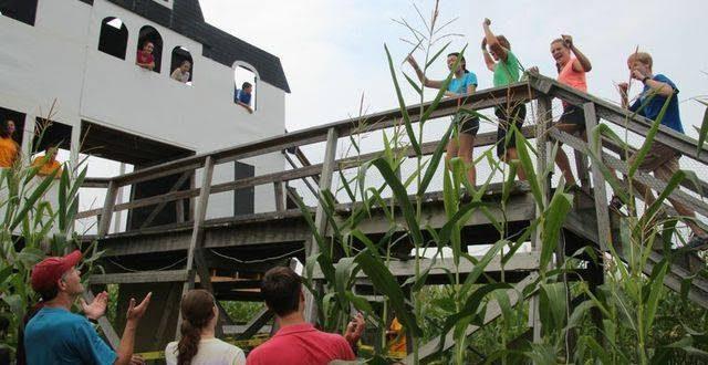 Mega Farm Festival At Davis Farmland Opens Friday 9 14 For